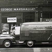 George Marshall Power Tools Ltd