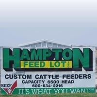 Hampton Feed Lot, Inc