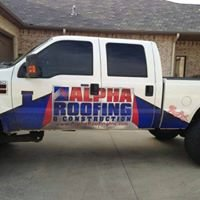 Alpha Roofing and Construction Inc