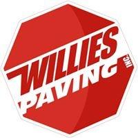 Willie's Paving Inc