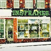 In2Frames Picture Framing Chesterfield