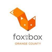 Fox in a Box - Orange County