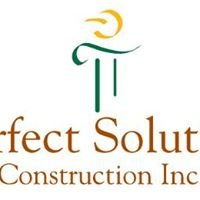 Perfect Solution Construction Inc.
