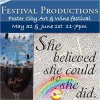 Foster City Art and Wine Festival