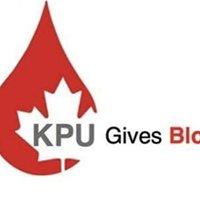 KPU Gives Blood