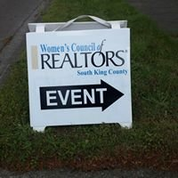 WCR Women's Council of Realtors South King County