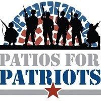 Patios For Patriots