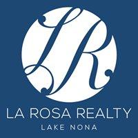 La Rosa Realty Lake Nona
