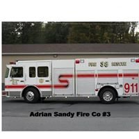Adrian Sandy Fire Co #3
