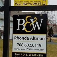 Rhonda Altman, Broker