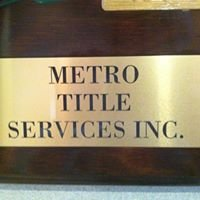 Metro Title Services, Inc.