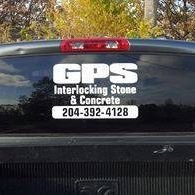 GPS Interlocking stone and concrete
