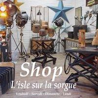 Du Coté Du Design . Le Shop