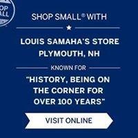 Louis Samaha's Store