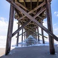 Ocean Isle Beach NC Fishing Pier