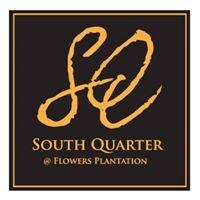 South Quarter at Flowers Plantation