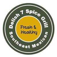 Delish 7 Spice Grill