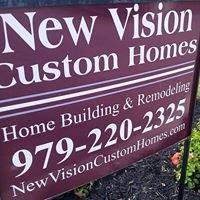 New Vision Custom Homes Inc.