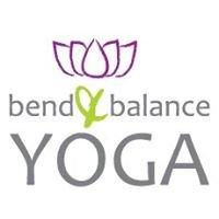 Bend and Balance Yoga