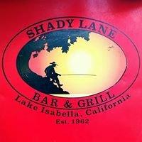 Shady Lane Bar & Grill