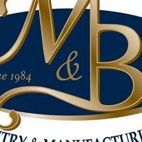 M&B Carpentry & Manufacturing, Inc.