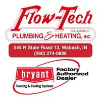 Flow-Tech Plumbing & Heating, Inc. - Wabash Location