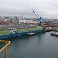 NASSCO Shipyard San Diego, Ca