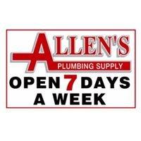 Allen's Plumbing Supply