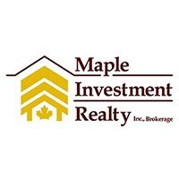Maple Investment Realty Inc., Brokerage