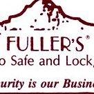 Fuller's Alamo Safe and Lock