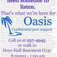 OASIS Crisis Center SUNY New Paltz