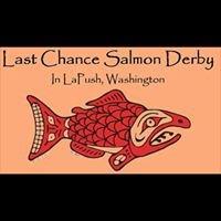 La Push Last Chance Salmon Derby