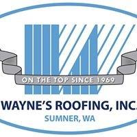 Wayne's Roofing