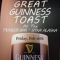 Pioneer Bar Sitka Alaska