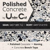 Polished Concrete By UnderCut Australia
