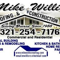 Mike Willis Roofing & Construction, LLC