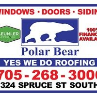 Polar Bear Windows and Doors Timmins