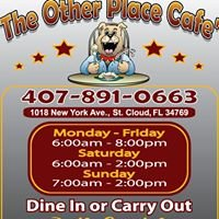 The Other Place Cafe'