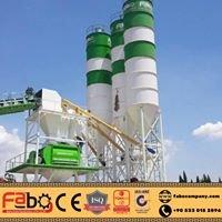Fabo Satılık Beton Santrali