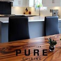Rénovation Pure Cuisine
