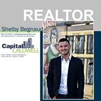 Shelby Begnaud, Realtor with Capital Caldwell