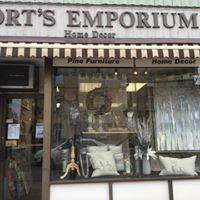Port's Emporium Home Decor