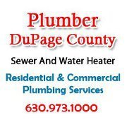 Plumber DuPage County Water Heater & Sewer