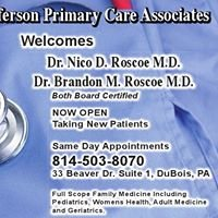 Clearfield - Jefferson Primary Care Associates