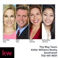 The May Team- Keller Williams Realty Southwest