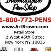 Art Brown International Pen Shop