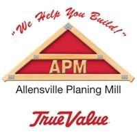 Allensville Planing Mill, Inc.