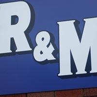 R&M Roofing & Building Supplies Ltd