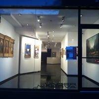 Under Minerva Art Gallery Brooklyn