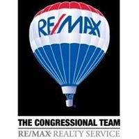 The Congressional Team of Re/Max Realty Services